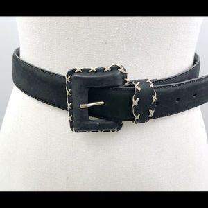 Express Genuine Leather Belt Italy